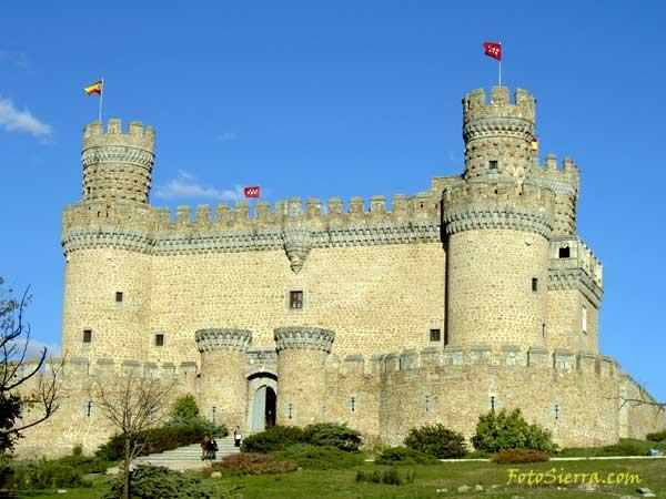 Castillos - Polideportivo manzanares el real ...